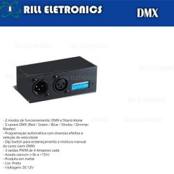 DECODIFICADOR DMX