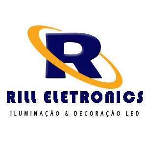 RILL ELETRONICS  FITA DE LED - LÂMPADA  DE LED - PAINEL LED  - PISCA PISCA LED - PERFIL LED - CORTIN