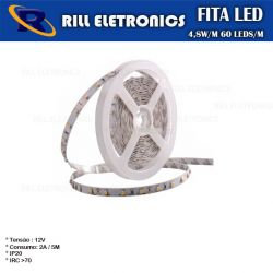 FITA LED 3528 IP20 4.8W/M