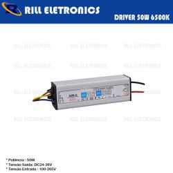 DRIVER PARA  CHIP LED 50 WATTS