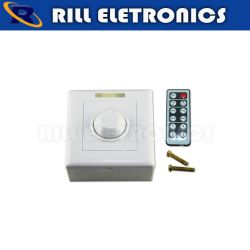 CONTROLE DIMMER IR  FITA LED
