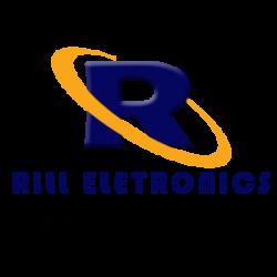 RILL ELETRONICS       ILUMINAÇÃO  &  DECORAÇÃO  LED