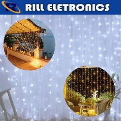CORTINA  LED 4 X 3 M 900 LEDS