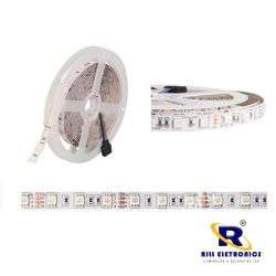 FITA DE LED RGB 14,4 WATTS  /  M  IP 20
