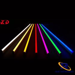 LÂMPADA  DE LED TUBULAR COLORIDA    18 W  120 CM