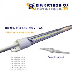 BARRA LED 220 V  4 WATTS  290 MM