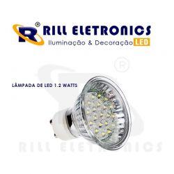 LÂMPADA DE LED 1.2 WATTS