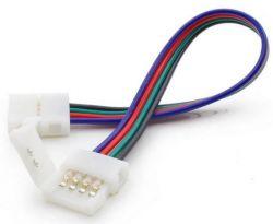 CONECTOR DE EMENDA PARA FITA DE LED RGB