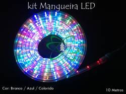 MANGUEIRA LED  KIT 10M 110V