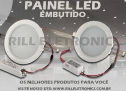 Plafon de Led  EMBUTIR LED 18W .