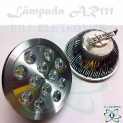 LÂMPADA AR 111 12W BIVOLT