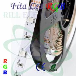 Fita Led RGB IP20