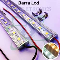 BARRA LED 7.2 Watts Transparente