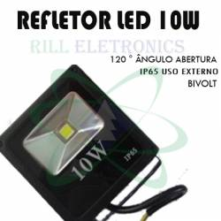 REFLETOR LED 10 WATTS