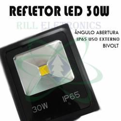REFLETOR LED 30 WATTS