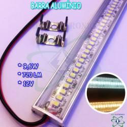 BARRA ALUMÍNIO 9,6Watts
