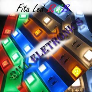 FITA LED RGB  EXTERNO